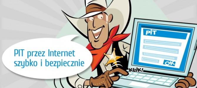 Jak złożyć PIT przez internet