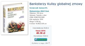 bankierzy kuliy globalnej zmowy_tanio