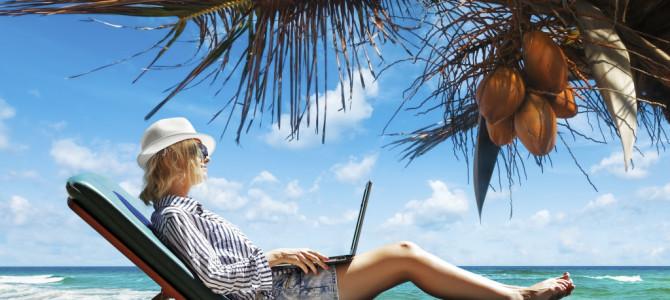 Sposób na niski podatek blog w internecie?