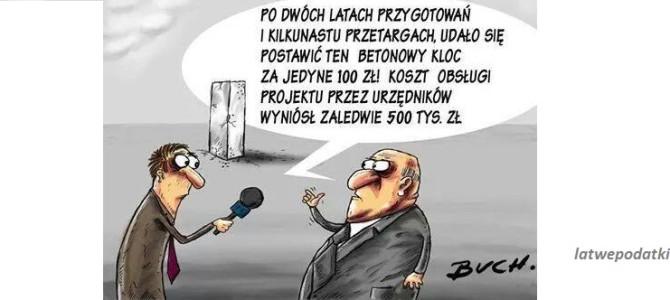 Czy w Polsce urzędnicy odpowiadają za błędy?
