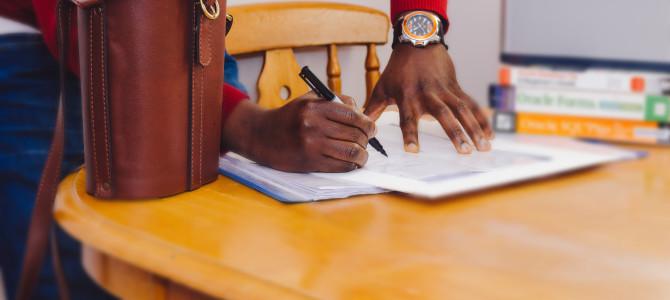Doręczenie pism – ordynacja podatkowa